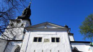 Catedral Luterana de Santa Maria Tallinn