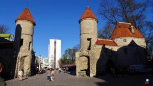 Viru Gate Tallinn