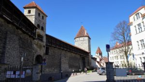 Hellemann Tower and Town Wall