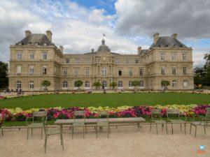Jardim de Luxemburgo Paris