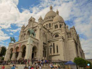 Basílica de Sacré-Coeur Paris