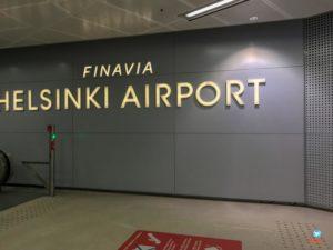 ir do aeroporto para o centro de Helsinque