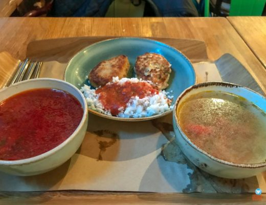 Onde comer barato em São Peteresburgo