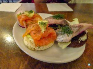 O que comer em Riga