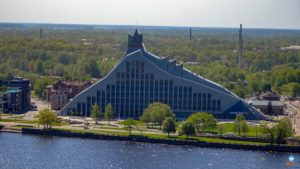 Biblioteca Nacional da Letônia