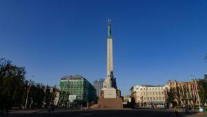 Monumento da Liberdade Riga