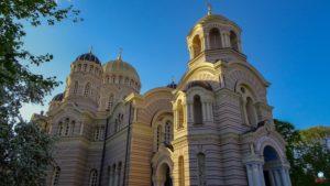 Catedral da Natividade de Cristo de Riga