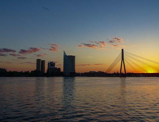Pontos Turísticos em Riga