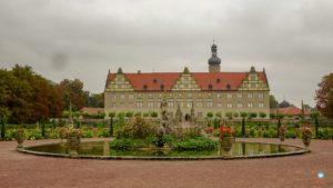 Weikersheim Rota Romântica Alemanha