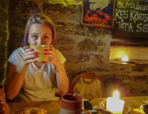 Onde comer em Tallinn