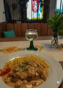 O que comer em Röttingen