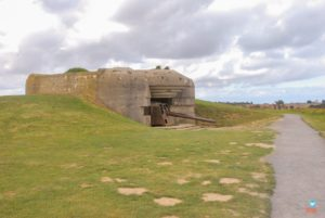 Baterias de Longues Normandia