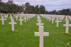 Cemitério Americano Normandia