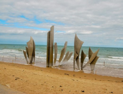 Omaha Beach Normandia