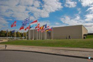 Caen Mémorial Museum Normandia