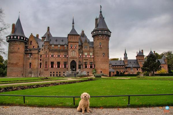 Castelo na Holanda