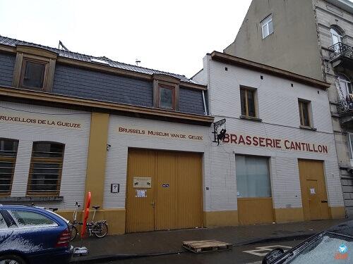 Cervejaria Cantillon Bruxelas
