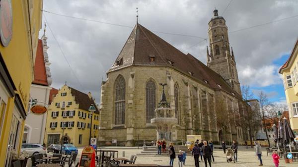 o que fazer em Nördlingen