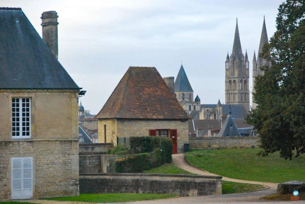 O que fazer em Caen