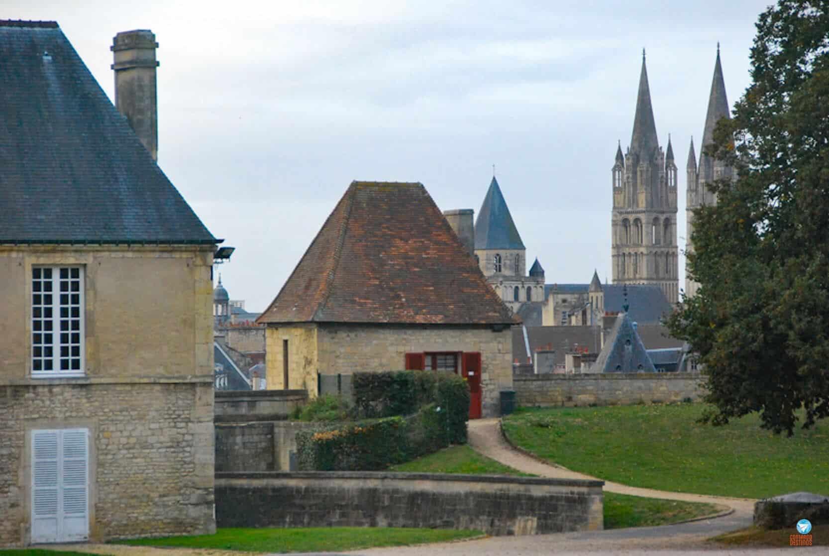 O que fazer em Caen França