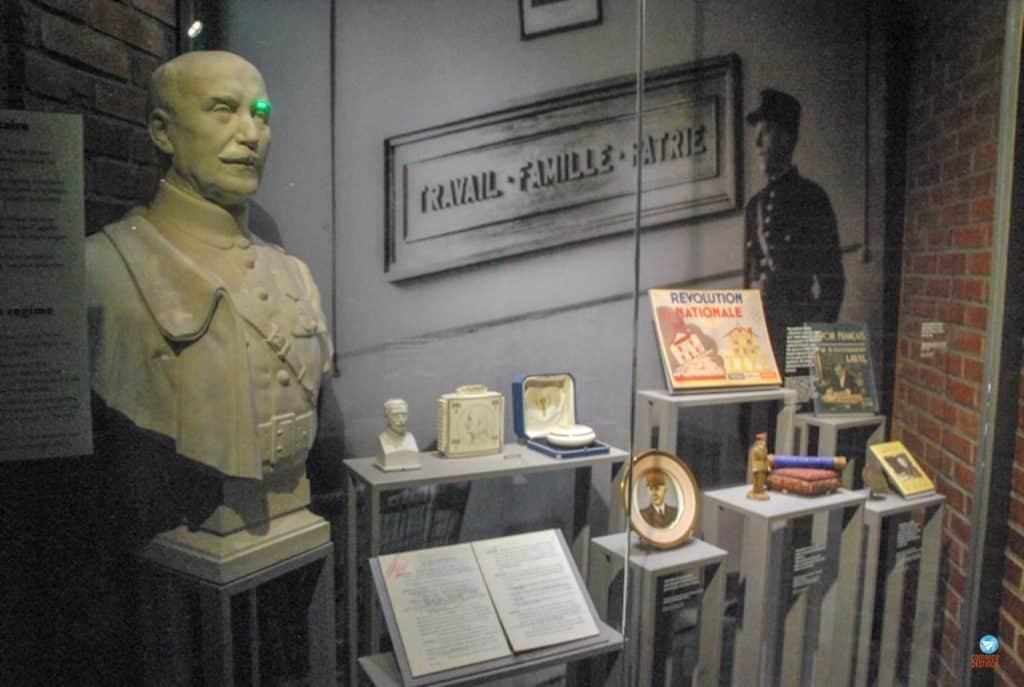Visitar o Memorial de Caen, França