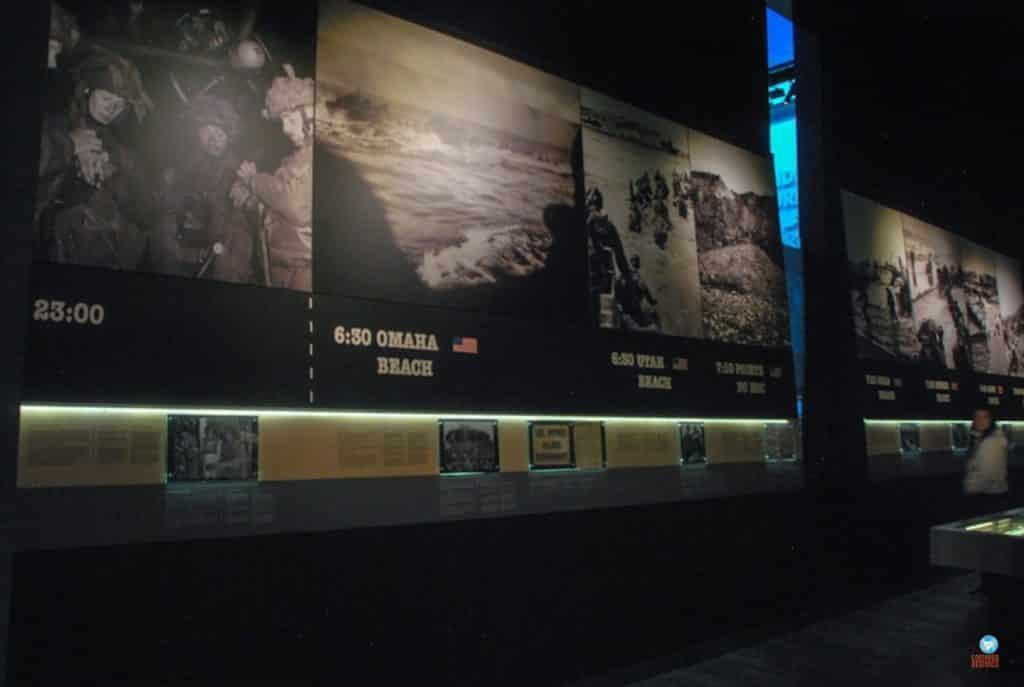 Memorial de Caen Normandia