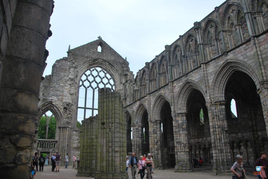 Abadia de Holyrood Edimburgo