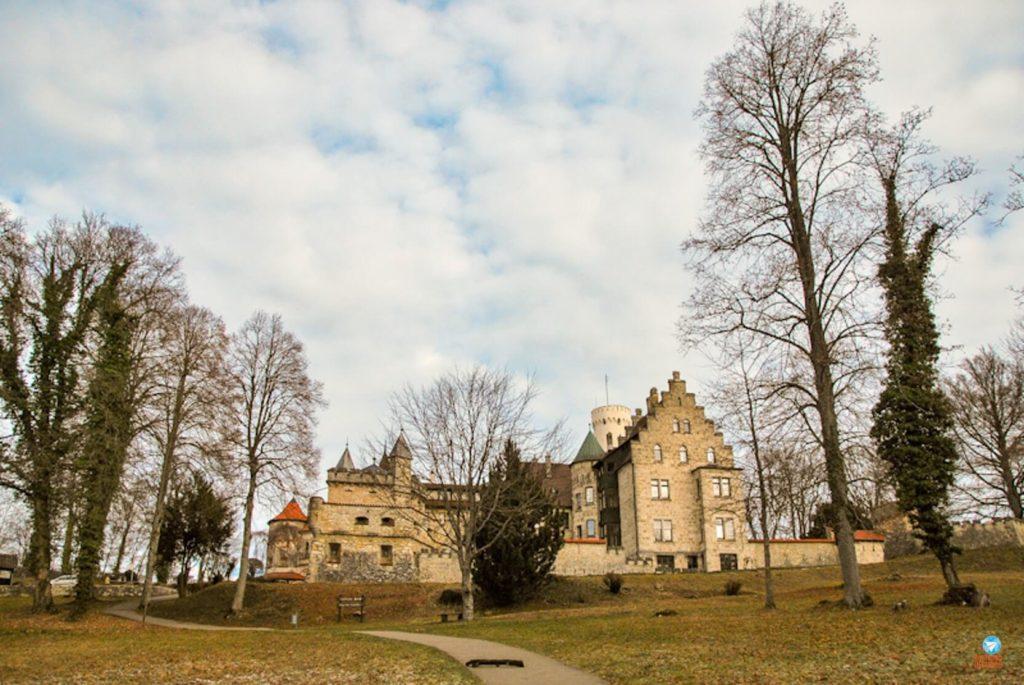 Castelo Lichtenstein Alemanha