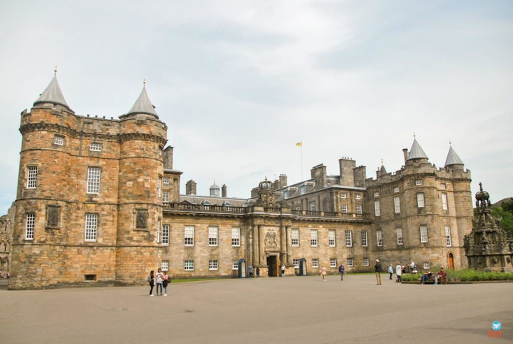 Holyroodhouse Edinburgh