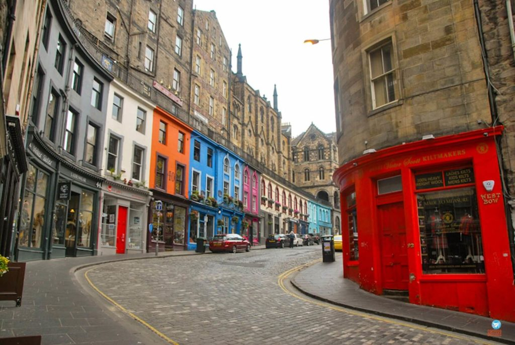 Roteiro pela Inglaterra e Escócia