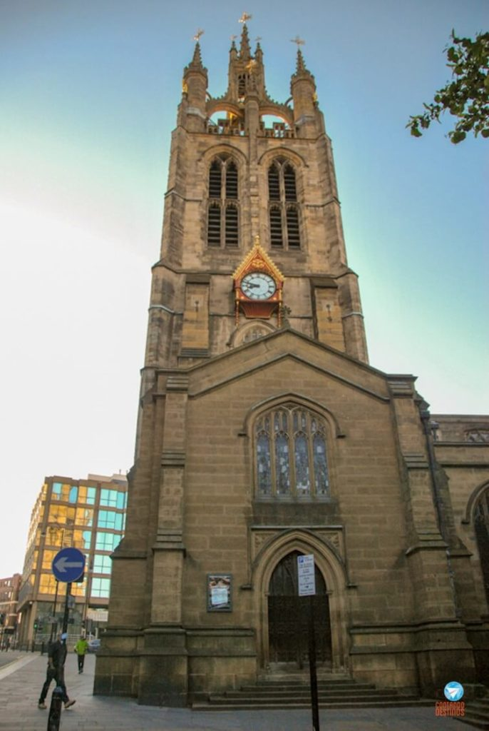 St. Nicholas Cathedral, Newcastle