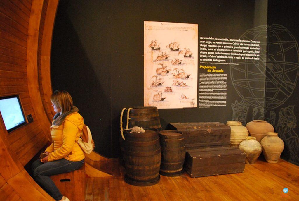 Museu dos Descobrimentos em Belmonte