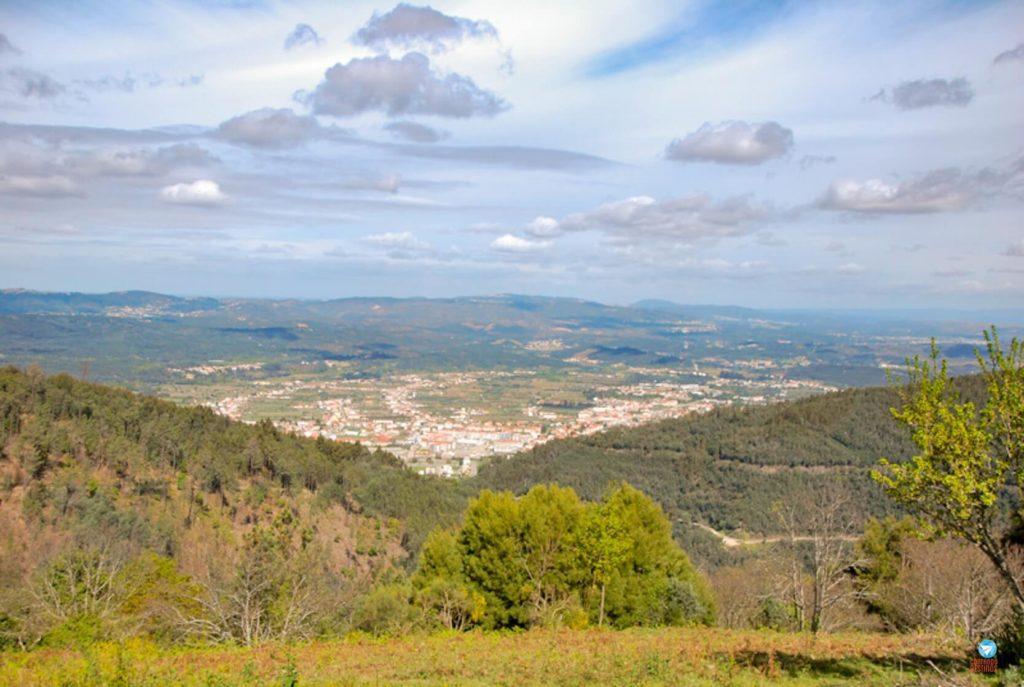 Serra da Lousã em Portugal