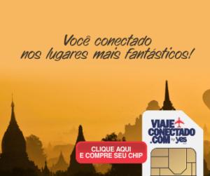 Viaje Conectado - Chip Internacional
