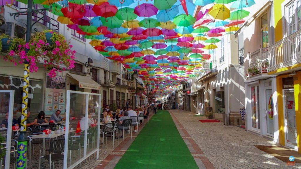 Águeda em Portugal