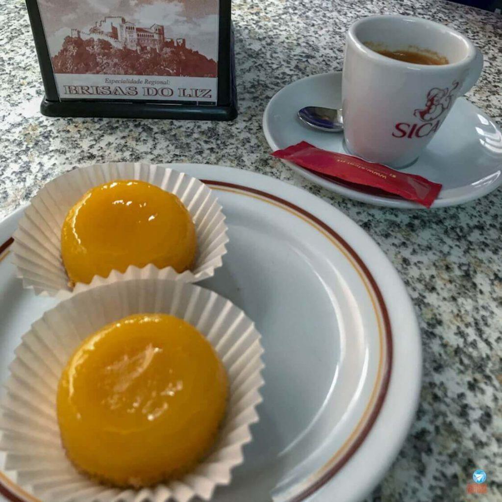 Brisa do Lis, doce português de Leiria em Portugal
