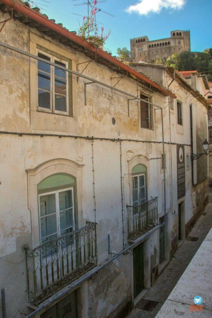 Eça de Queiros em Leiria, Portugal