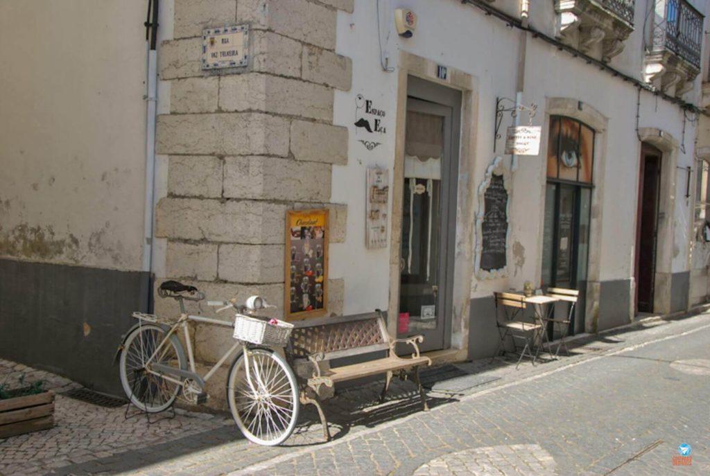Espaço Eça em Leiria em Portugal