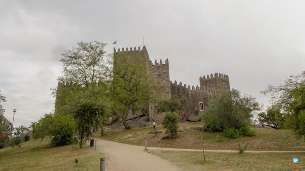 Guimarães em Portugal