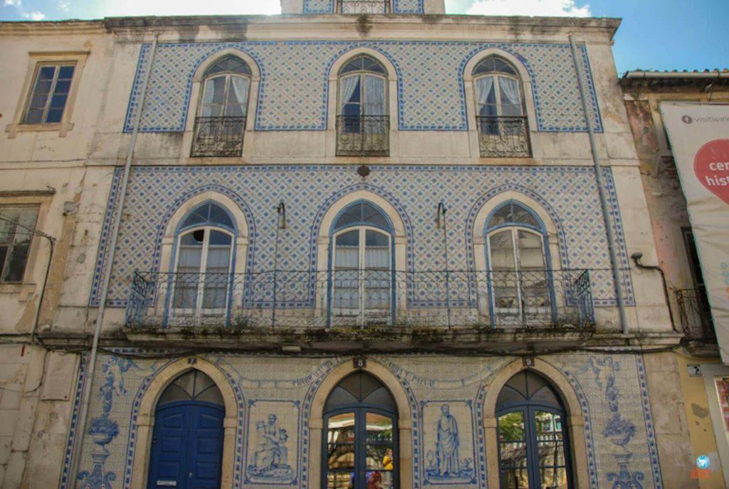 Pharmácia Leonardo Paiva em Leiria em Portugal