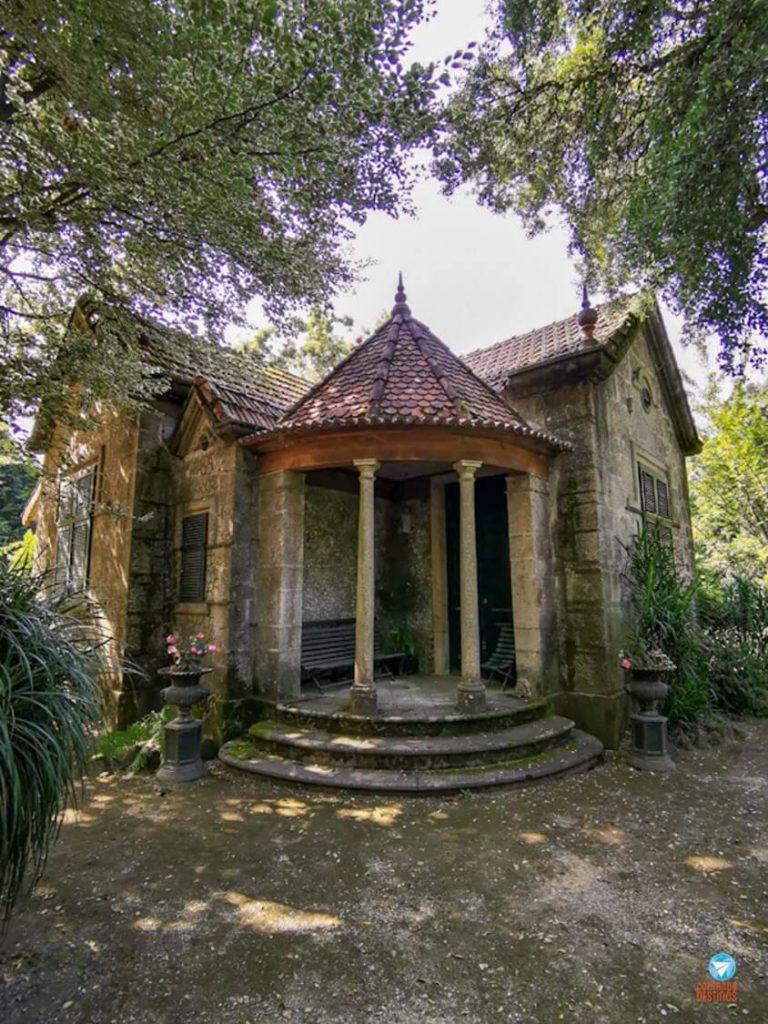 Quinta da Aveleda em Portugal