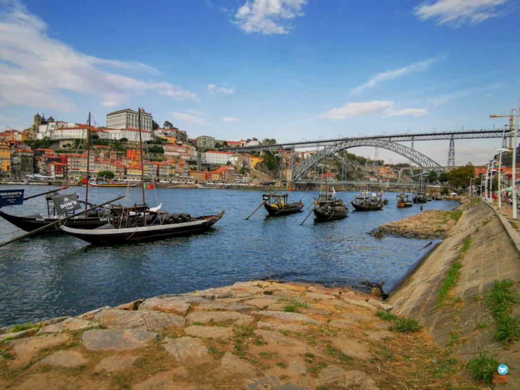 Porto durante um Roteiro de 15 dias em Portugal