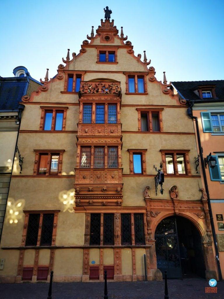 O que visitar em Colmar