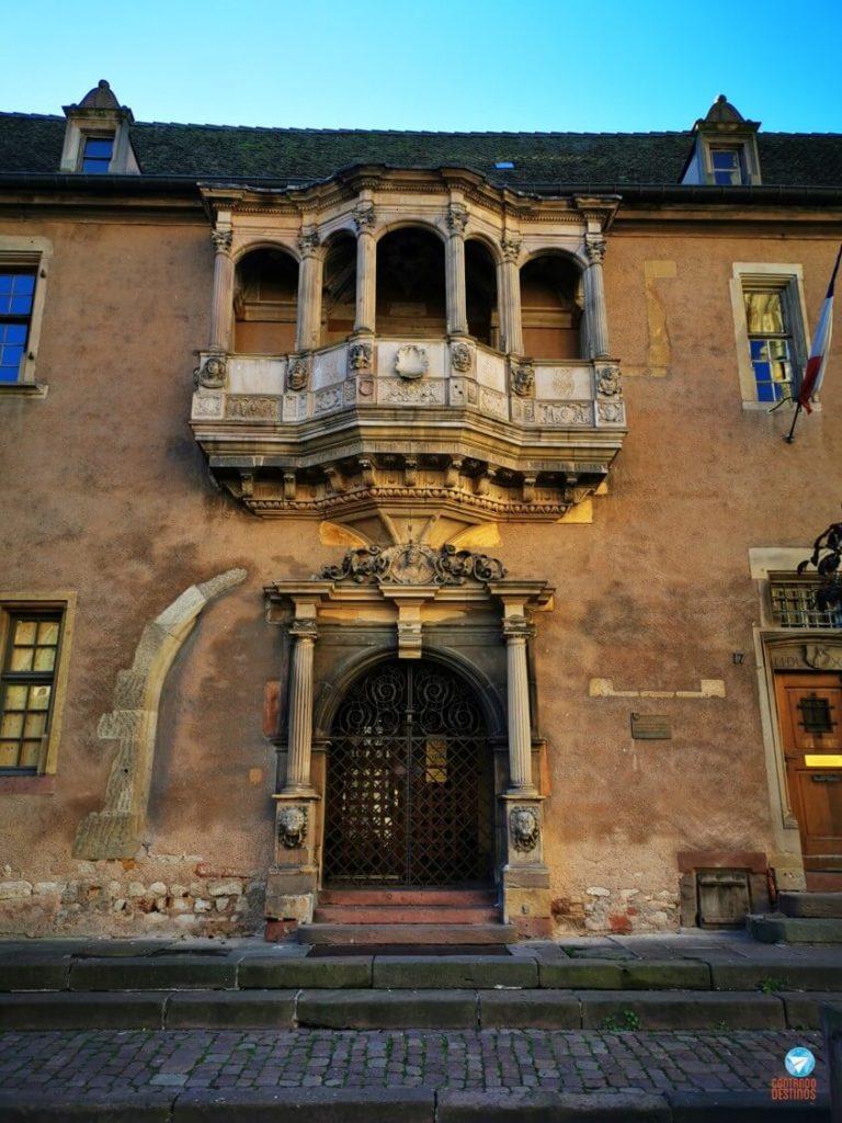 Casa de guarda Colmar, França