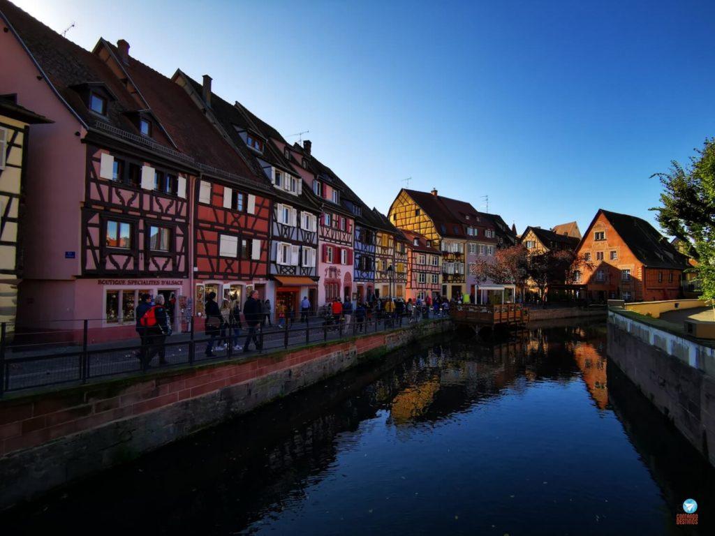 Fishmonger's District em Colmar na França