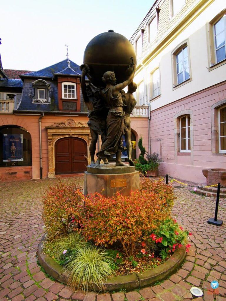 Bartholdi Museum em Colmar, na França