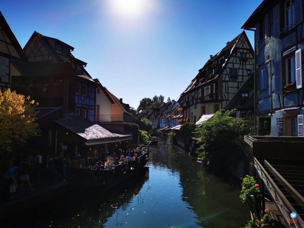 Little Venice em Colmar, França