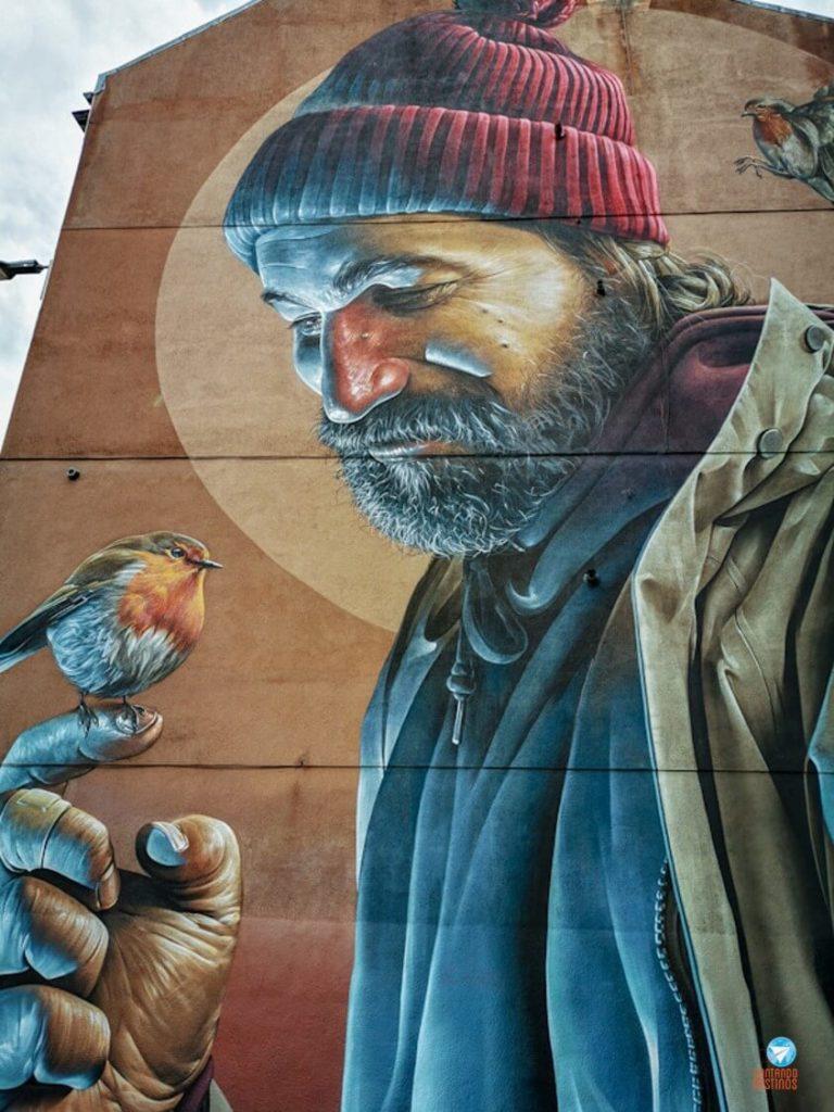 St. Mungo - Grafites de Glasgow