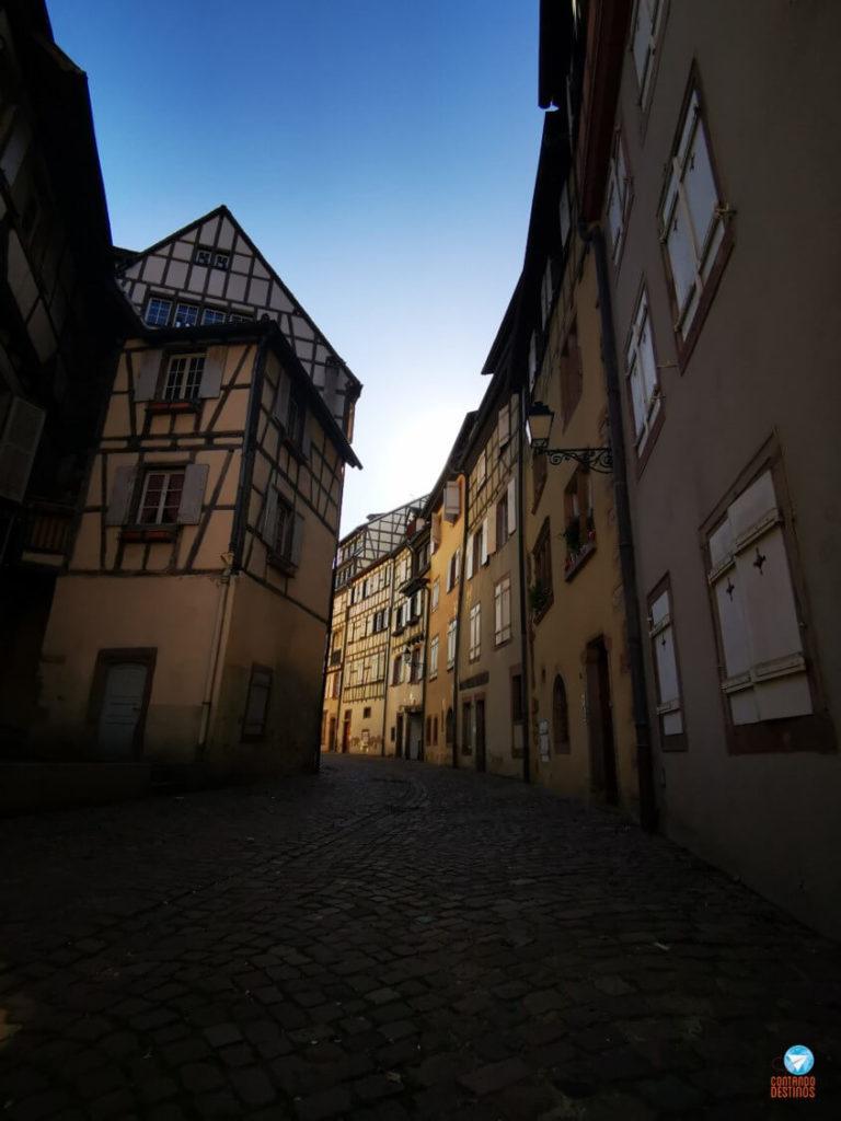 Tanner's District em Colmar, na França