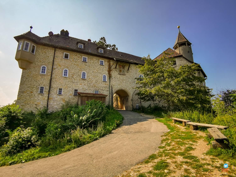 Burg Teck, castelo na Alemanha